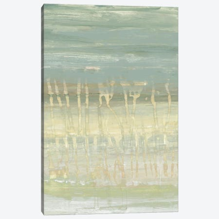 Muted Horizon I Canvas Print #JGO685} by Jennifer Goldberger Canvas Artwork