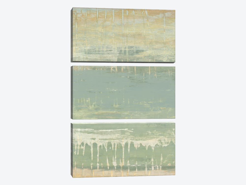 Muted Horizon II by Jennifer Goldberger 3-piece Canvas Art