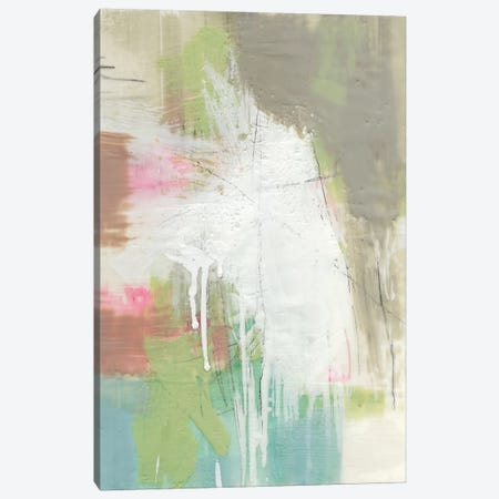 Retro Splash I Canvas Print #JGO690} by Jennifer Goldberger Canvas Wall Art
