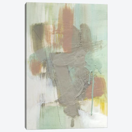 Retro Splash III Canvas Print #JGO692} by Jennifer Goldberger Canvas Art