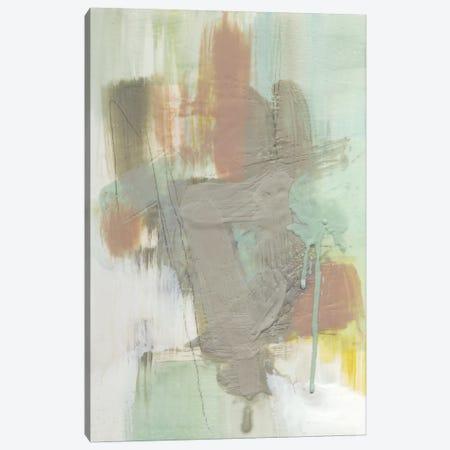 Retro Splash III Canvas Print #JGO692} by Jennifer Goldberger Canvas Art