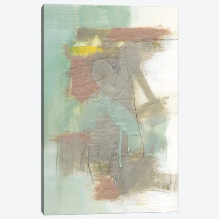 Retro Splash IV Canvas Print #JGO693} by Jennifer Goldberger Canvas Art
