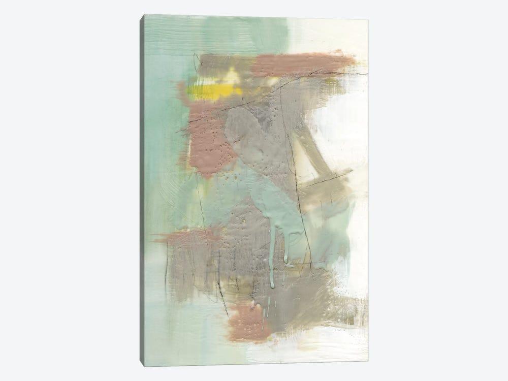 Retro Splash IV by Jennifer Goldberger 1-piece Canvas Artwork