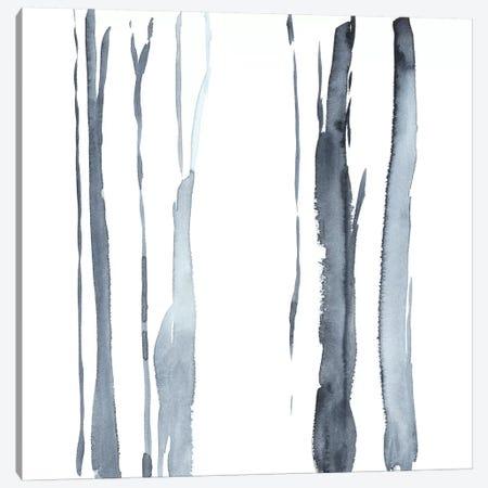 Snow Line I Canvas Print #JGO694} by Jennifer Goldberger Canvas Art Print