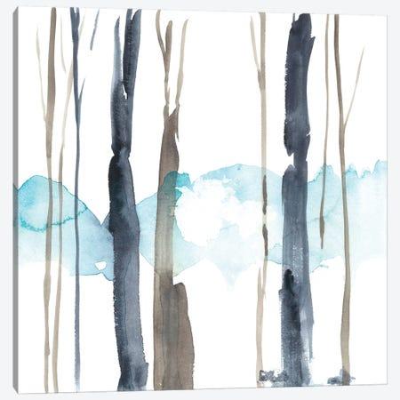Snow Line IV Canvas Print #JGO697} by Jennifer Goldberger Canvas Art Print