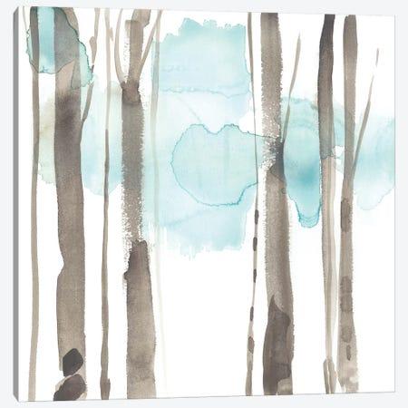 Snow Line IX Canvas Print #JGO698} by Jennifer Goldberger Canvas Artwork