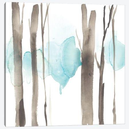 Snow Line V Canvas Print #JGO699} by Jennifer Goldberger Canvas Wall Art