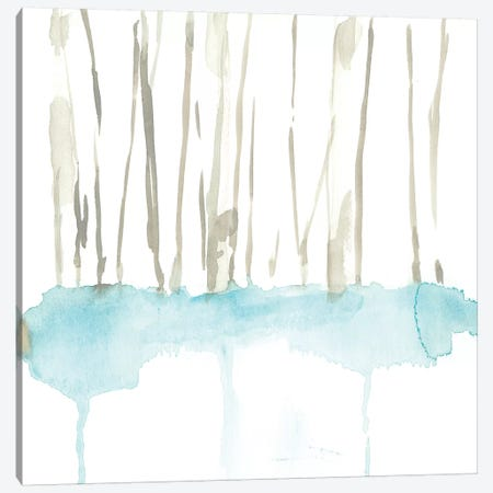 Snow Line VII 3-Piece Canvas #JGO701} by Jennifer Goldberger Canvas Wall Art