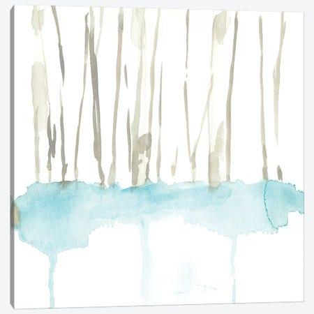 Snow Line VII Canvas Print #JGO701} by Jennifer Goldberger Canvas Wall Art