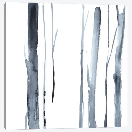 Snow Line VIII Canvas Print #JGO702} by Jennifer Goldberger Canvas Wall Art
