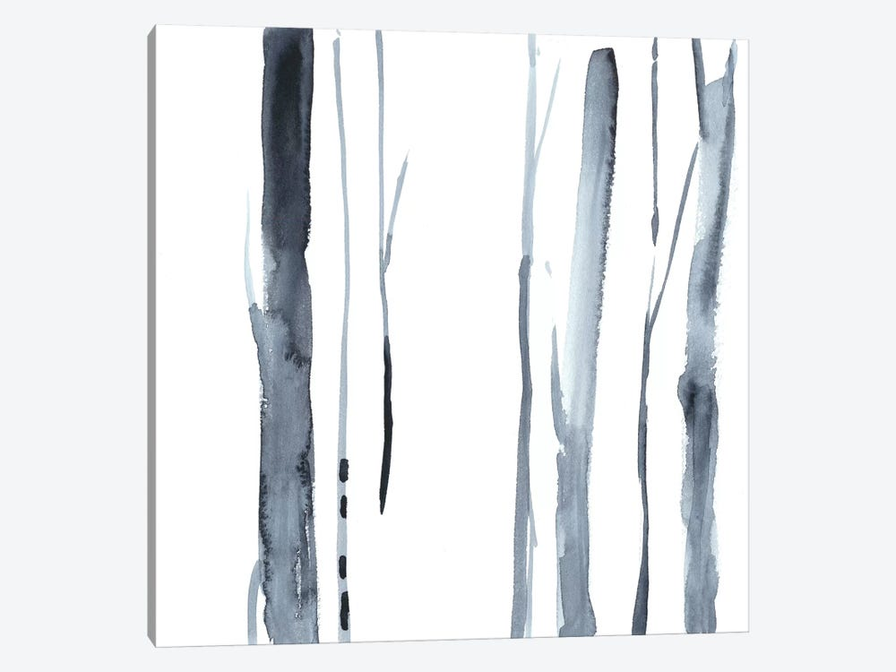 Snow Line VIII by Jennifer Goldberger 1-piece Art Print