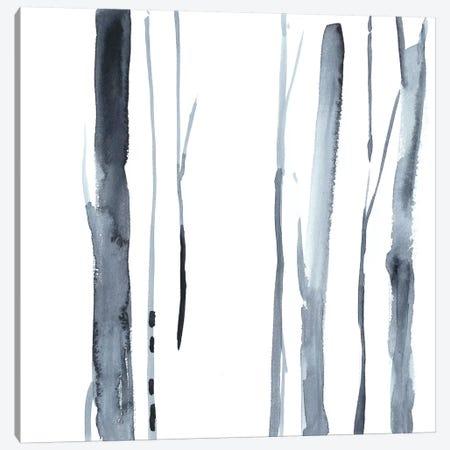 Snow Line VIII Canvas Print #JGO702} by Jennifer Goldberger Canvas Wall Art