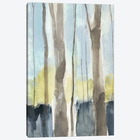 Treeline I Canvas Print #JGO705} by Jennifer Goldberger Canvas Art Print