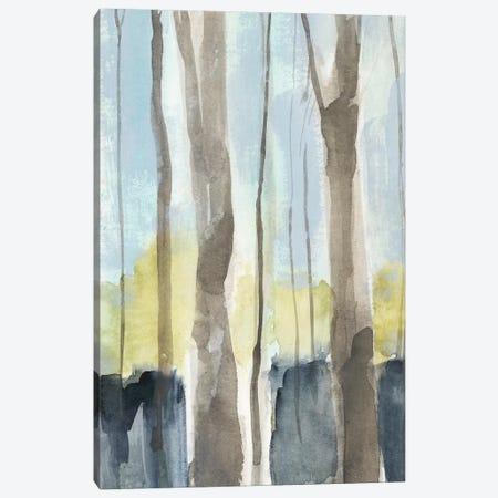 Treeline I Canvas Print #JGO705} by Jennifer Goldberger Canvas Art Print
