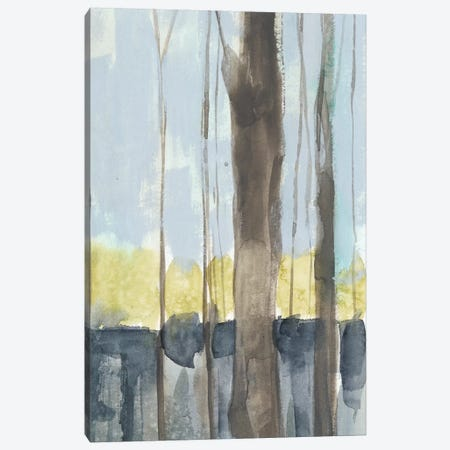 Treeline II 3-Piece Canvas #JGO706} by Jennifer Goldberger Canvas Art Print