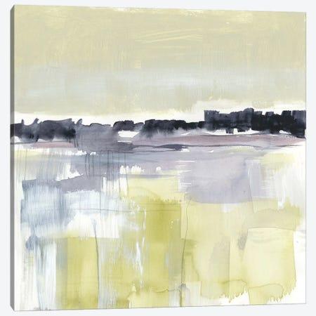 Violet & Olive Field I 3-Piece Canvas #JGO707} by Jennifer Goldberger Canvas Print