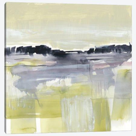 Violet & Olive Field II 3-Piece Canvas #JGO708} by Jennifer Goldberger Canvas Wall Art