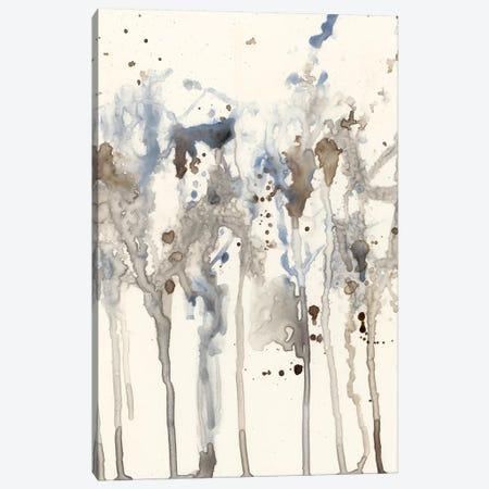 Neutral Splash I Canvas Print #JGO70} by Jennifer Goldberger Canvas Print