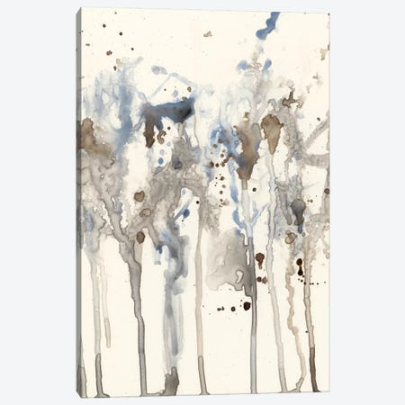 Neutral Splash I Canvas Print #JGO70} by Jennifer Goldberger Canvas Print