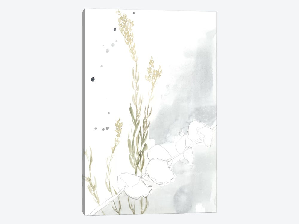 Wildflower II by Jennifer Goldberger 1-piece Canvas Wall Art
