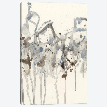 Neutral Splash II Canvas Print #JGO71} by Jennifer Goldberger Canvas Print