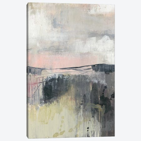 Blush Horizon I 3-Piece Canvas #JGO724} by Jennifer Goldberger Art Print