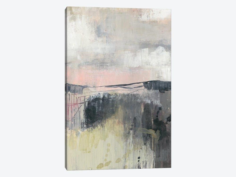 Blush Horizon I by Jennifer Goldberger 1-piece Canvas Art Print