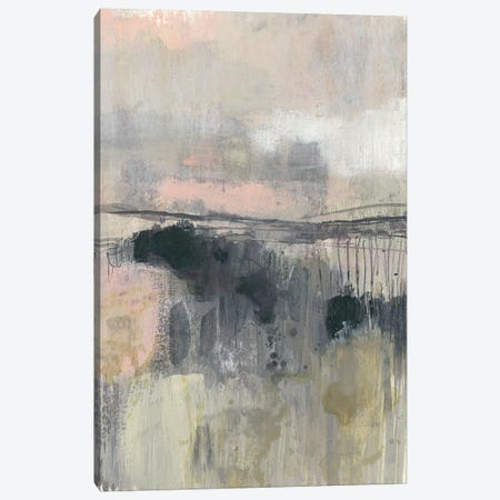 Blush Horizon II Canvas Print #JGO725} by Jennifer Goldberger Canvas Art Print