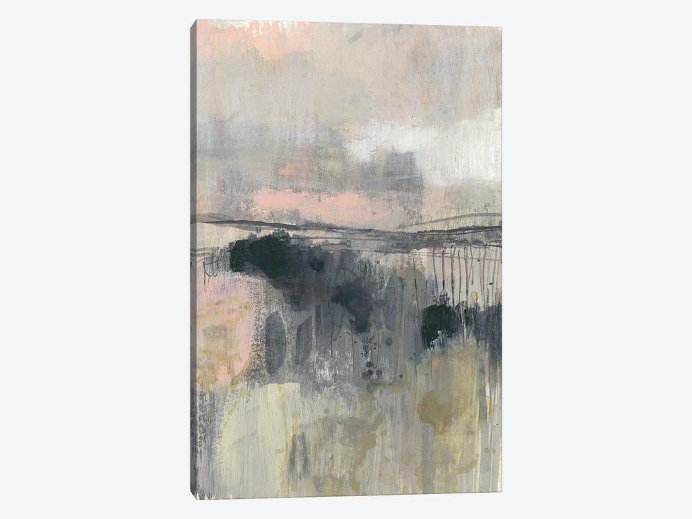 Blush Horizon II by Jennifer Goldberger 1-piece Canvas Wall Art