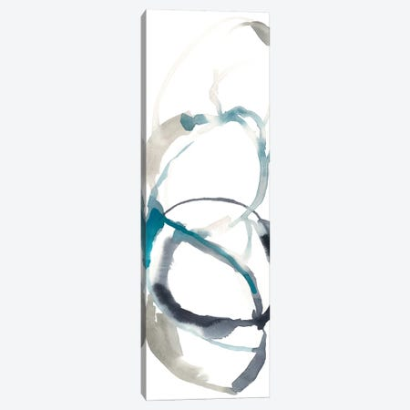 Coil I 3-Piece Canvas #JGO738} by Jennifer Goldberger Canvas Print