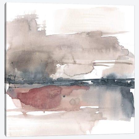 Earth Horizon V Canvas Print #JGO747} by Jennifer Goldberger Art Print