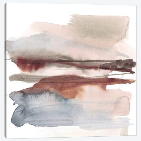 Earth Horizon VI Canvas Print #JGO748} by Jennifer Goldberger Canvas Artwork