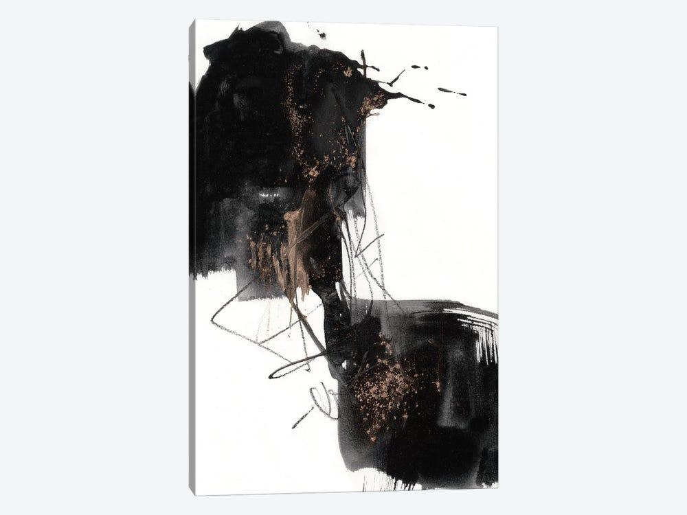 Ebony Step II by Jennifer Goldberger 1-piece Canvas Art