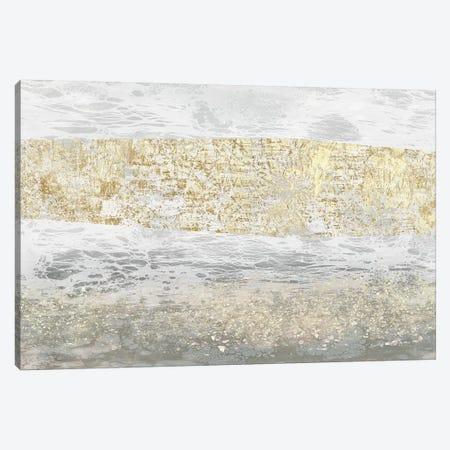 Gilded Textures I 3-Piece Canvas #JGO755} by Jennifer Goldberger Canvas Art