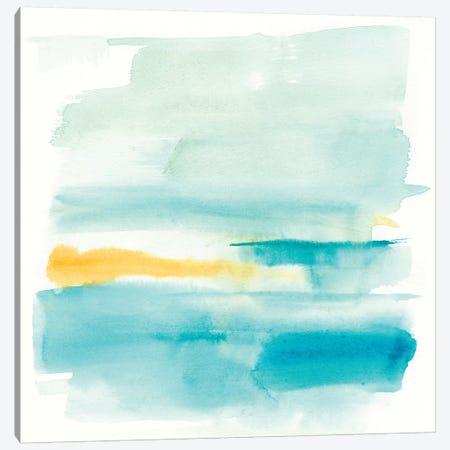 Liquid Horizon VI Canvas Print #JGO766} by Jennifer Goldberger Art Print