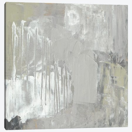 Neutral Composition I 3-Piece Canvas #JGO767} by Jennifer Goldberger Art Print