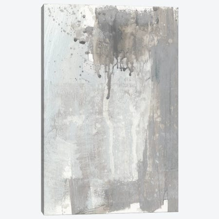 Neutral Minimalism II Canvas Print #JGO770} by Jennifer Goldberger Canvas Art Print
