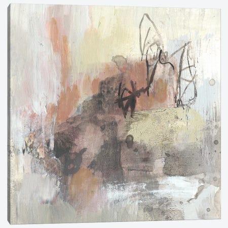 Neutral Pink I 3-Piece Canvas #JGO771} by Jennifer Goldberger Canvas Print