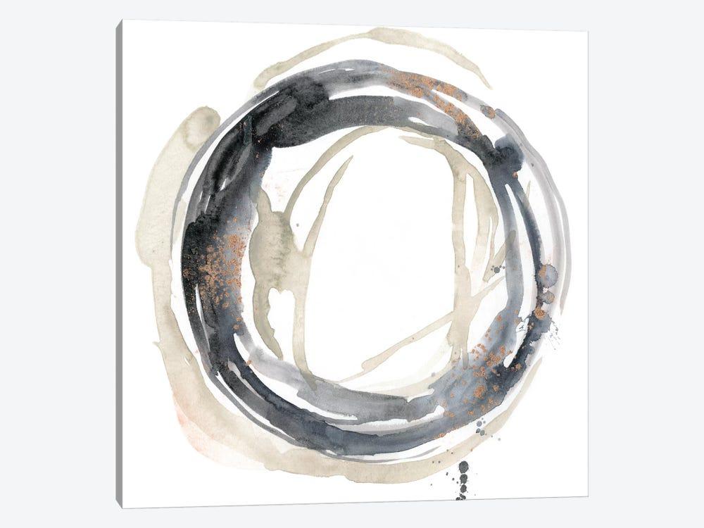Neutral Revolution II by Jennifer Goldberger 1-piece Canvas Art