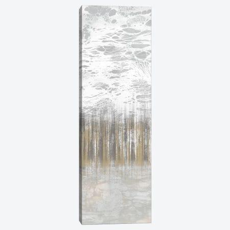 Neutral Staggered Lines II Canvas Print #JGO776} by Jennifer Goldberger Canvas Wall Art