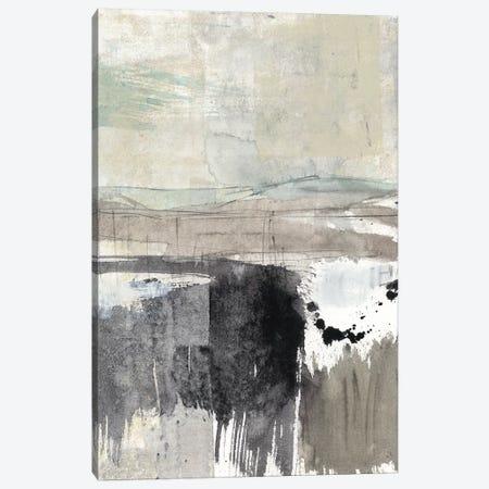Spa Horizon II 3-Piece Canvas #JGO802} by Jennifer Goldberger Art Print