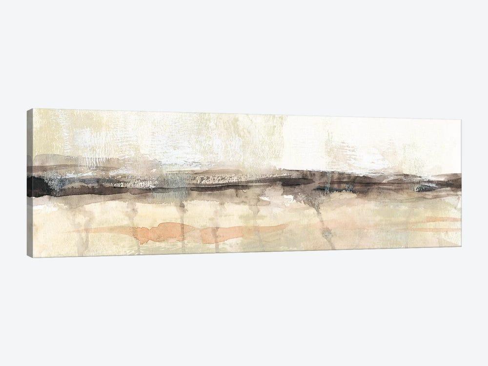 Umber Horizon II by Jennifer Goldberger 1-piece Art Print