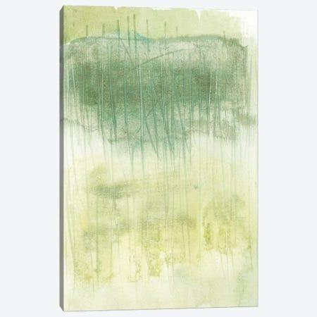 Verdant Falls I Canvas Print #JGO811} by Jennifer Goldberger Canvas Art