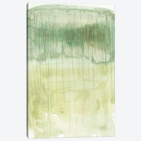 Verdant Falls II 3-Piece Canvas #JGO812} by Jennifer Goldberger Canvas Artwork