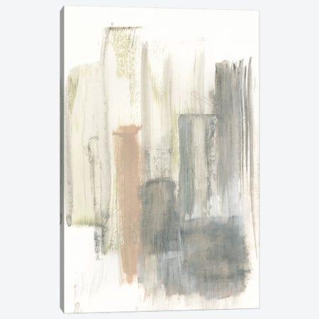 A Touch of Pastel I 3-Piece Canvas #JGO817} by Jennifer Goldberger Canvas Print