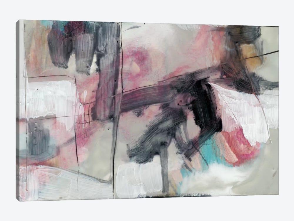Pastel Kinesis II by Jennifer Goldberger 1-piece Canvas Art