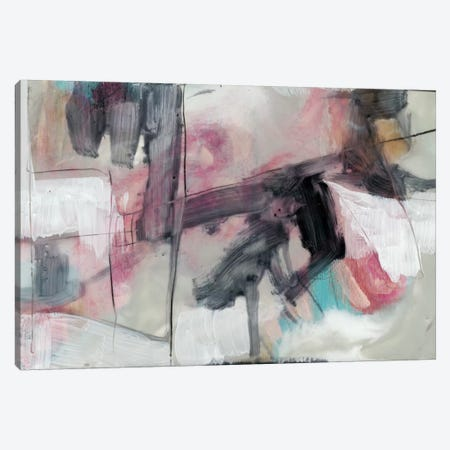 Pastel Kinesis II Canvas Print #JGO81} by Jennifer Goldberger Canvas Artwork