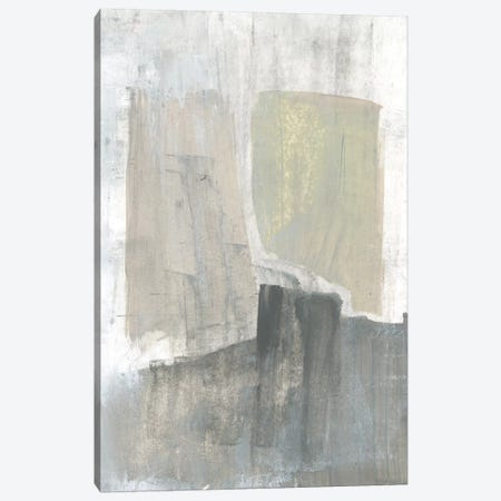 Muted Mod Shapes I Canvas Print #JGO827} by Jennifer Goldberger Canvas Artwork