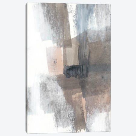 Sepia Blush I Canvas Print #JGO831} by Jennifer Goldberger Canvas Art