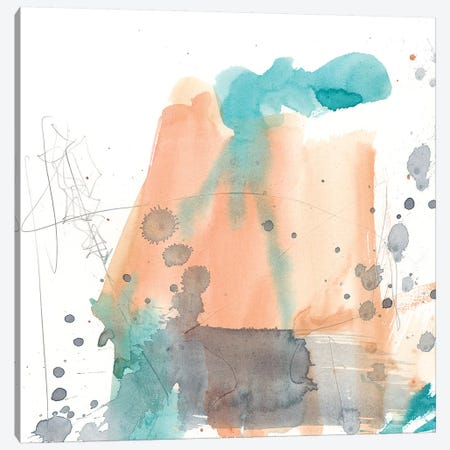 Electric Youth I Canvas Print #JGO845} by Jennifer Goldberger Canvas Art